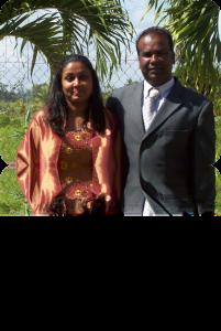 Surresh and Reena