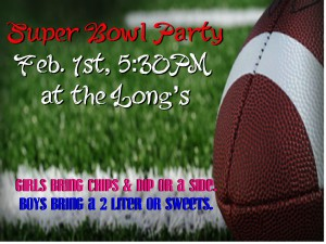superbowl party 2015 2