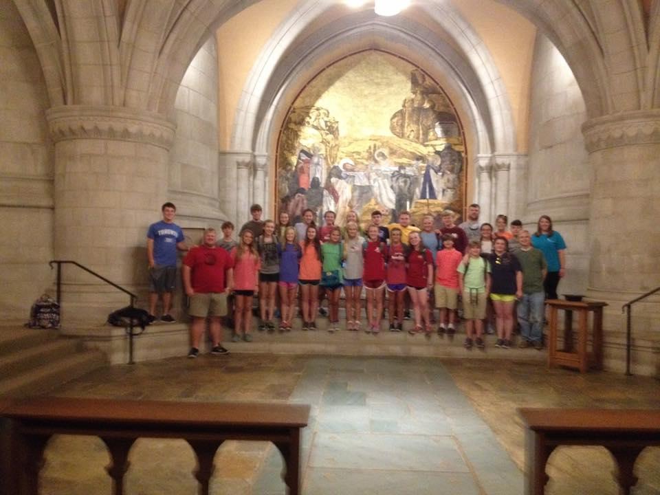 Choir Tour 2015